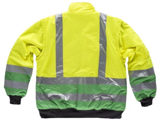 Piloto fluor verde amarillo a.v.