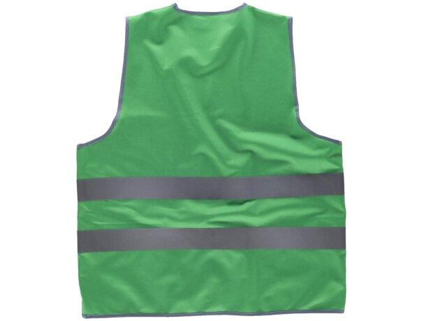 Chaleco fluor verde