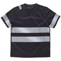 Camiseta fluor negro