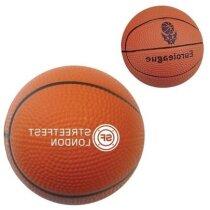 Antiestrés modelo pelota de baloncesto