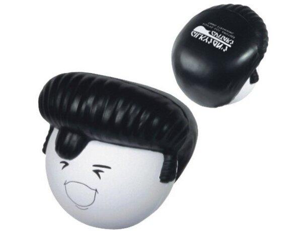 Antiestrés cabeza de Elvis personalizado