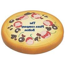 Antiestrés con forma de pizza personalizado