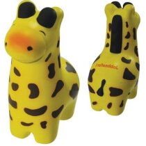 Antiestrés con forma de jirafa personalizado