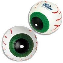Antiestrés con forma de ojo redondo personalizado