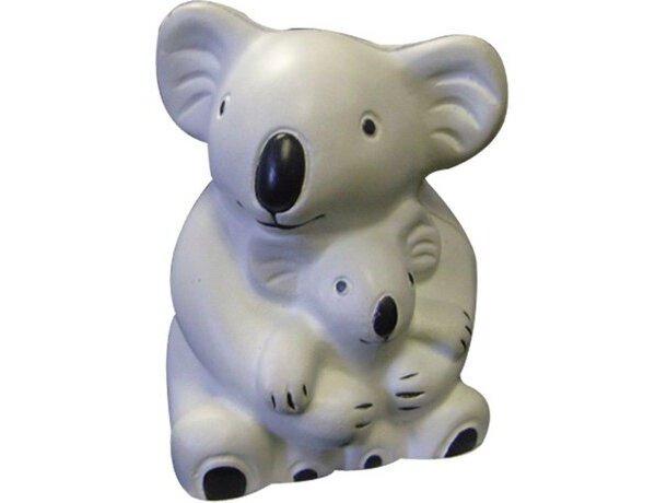 Antiestrés con forma de koala personalizado