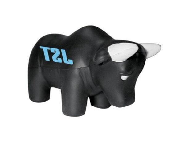 Antiestrés modelo toro personalizado