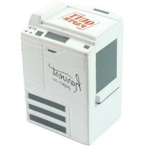 Antiestrés en forma de fotocopiadora personalizado