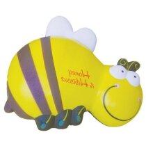 Antiestrés con forma de abeja personalizado