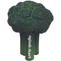 Antiestrés con forma de brocoli personalizado