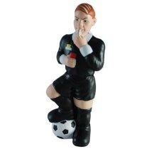Antiestrés modelo de árbitro de fútbol