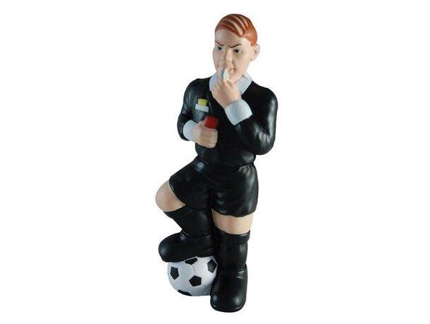 Antiestrés modelo de árbitro de fútbol personalizado