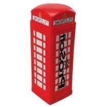 Antiestrés cabina de teléfono personalizado