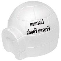 Antiestrés con forma de iglú personalizado
