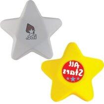 Antiestrés con forma de estrella personalizado