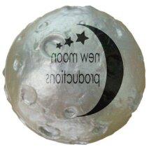 Antiestrés con forma de luna personalizado