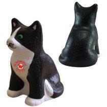 Antiestrés con forma de gato personalizado