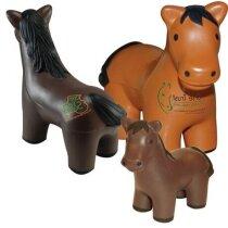 Antiestrés con forma de caballo personalizado