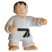 Antiestrés modelo karateca personalizado