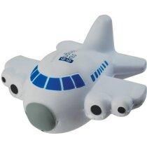 Antiestrés tipo  avión personalizado