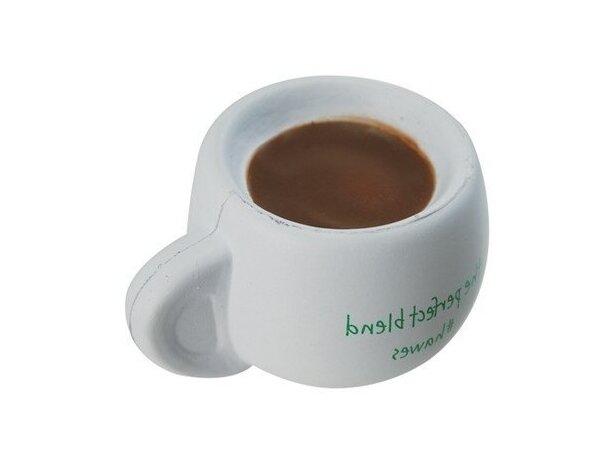 Antiestrés taza de café personalizada