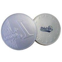 Antiestrés moneda de euro personalizado
