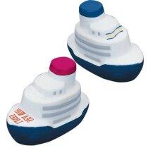 Antiestrés con forma de barco de pasajeros personalizado