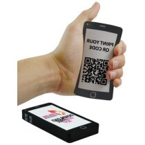 Antiestrés de teléfono móvil personalizada