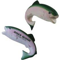 Antiestrés con forma de pez trucha personalizado