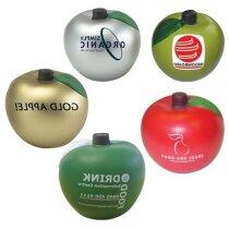 Antiestrés con forma manzana personalizada