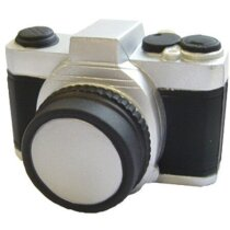 Antiestrés cámara de fotos personalizado