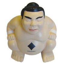 Antiestrés modelo luchador de sumo personalizado