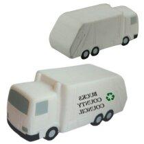 Antiestrés camión de la basura personalizado