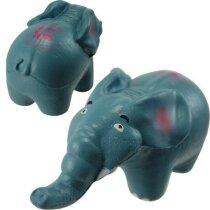 Antiestrés con forma de elefante personalizado