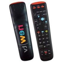 Antiestrés tipo mando de televisión