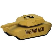 Antiestrés tanque militar personalizado