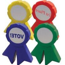 Antiestrés con forma de  premio personalizado