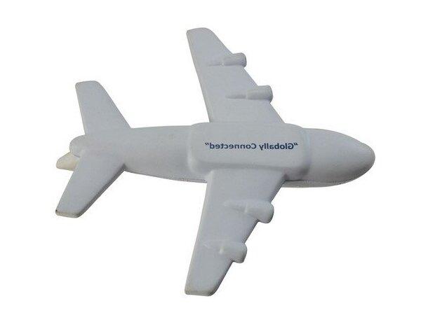 Avión antiestrés diseño original personalizado