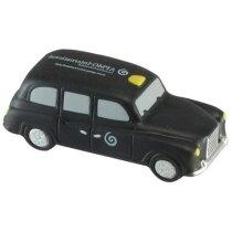 Antiestrés tipo taxi negro personalizado