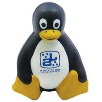 Pingüino antiestrés personalizado