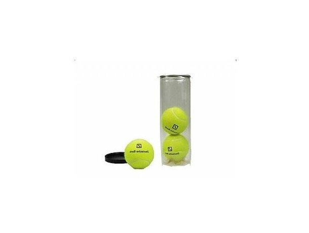 Pack pelotas de tenis personalizado