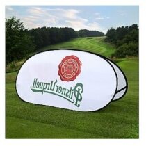 Publicidad golf de 2,7 m