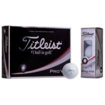 Pelotas de golf de gran calidad Titleist personalizadas