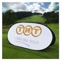 Publicidad golf 2 m horizontal personalizada
