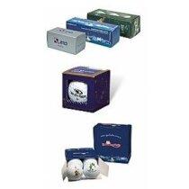 Pack de pelotas de golf personalizado