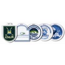 Clip de plástico para mochila de golf personalizado