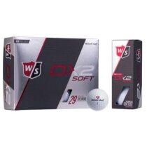 Pack pelotas de golf Wilson personalizada