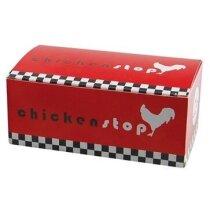 Caja de cartón para alimentos personalizada
