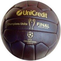 Balón de fútbol con diseño retro personalizado
