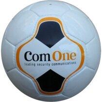 Balón de fútbol tacto suave y muy resistente personalizado