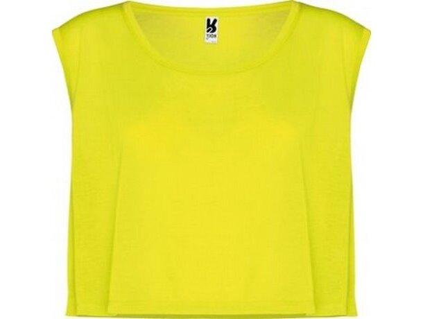 Top Mara personalizado amarillo